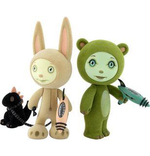 Tara McPherson  Toys