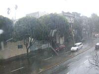 Rain in SF