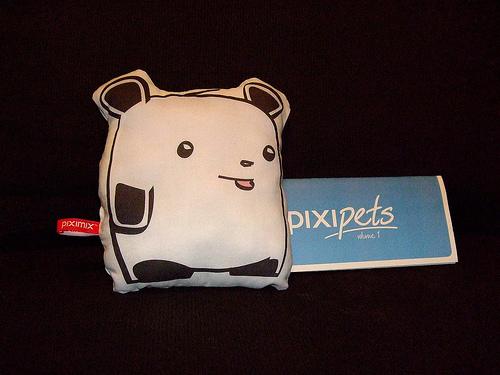 Panda Stuffipet!
