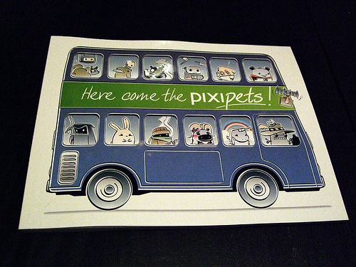 New Pixipets Book!