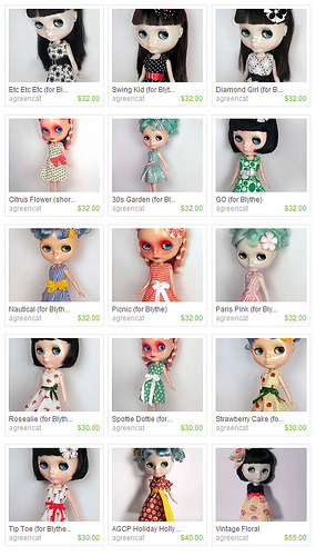 Blythe Dress Sets